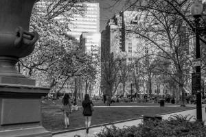 Rittenhouse Square Park - Philadelphia