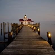Fine Art - Roanoke Marshes Lighthouse