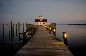 Roanoke Marshes Lighthouse - Manteo, North Carolina